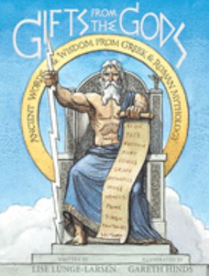 Details about Gifts From The Gods: Ancient Words & Wisdom From Greek & Roman mythology