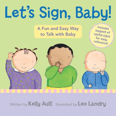 let's sign, baby! cover art