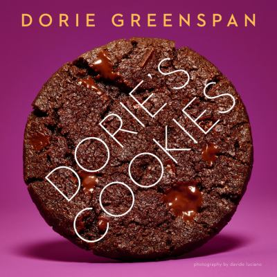 Cover Art for Dorie's Cookies by Dorie Greenspan; Davide Luciano (By (photographer))