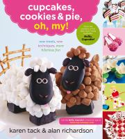 Book cover for Cupcakes, Cookies, & Pie, Oh My!