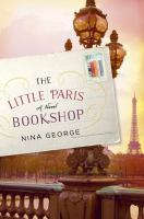 Book cover for The Little Paris Bookshop by Nina George