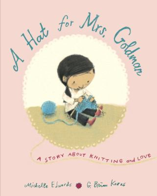Cover Art for A Hat for Mrs. Goldman