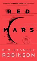 """Red Mars"" book cover"