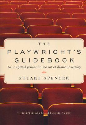 Cover Art for The Playwright's Guidebook