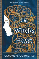 witch's heart book cover