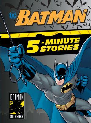 Batman 5-minute Stories
