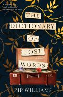 Dictionary of Lost Words book cover