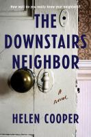 downstairs neighbor book cover