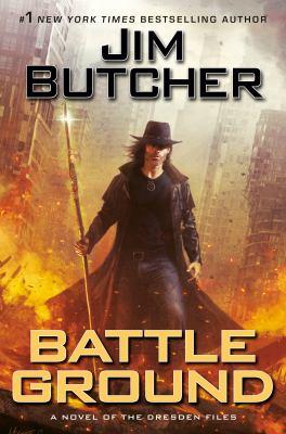 Battle ground : by Butcher, Jim,