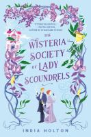 Wisteria Society for Lady Scoundrels book cover