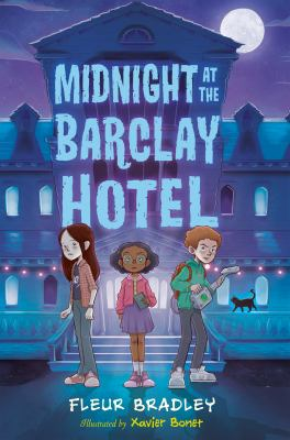 Midnight at the Barclay Hotel Cover