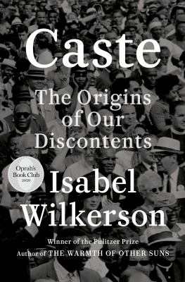 Book cover for Caste : the origins of our discontents.