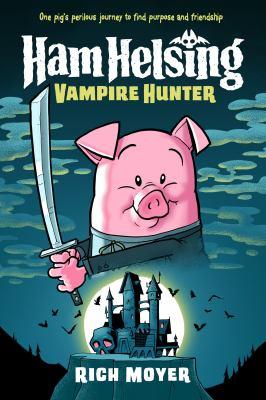Ham Helsing. 1, Vampire hunter