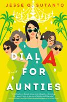 Dial A For Aunties book cover