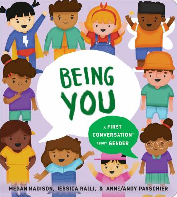 Being you : a first conversation about gender