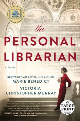 The personal librarian [large print]