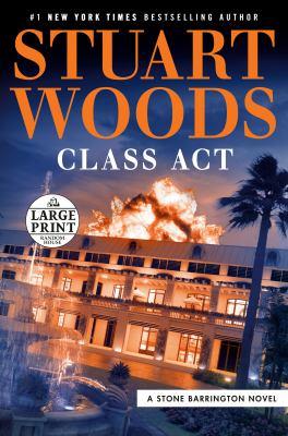 Class act [large print]