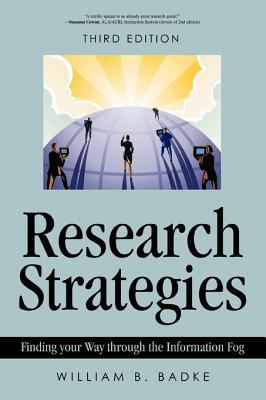Book cover for Research strategies.