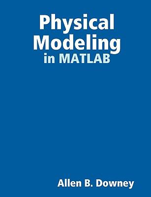 Cover image: Physical Modeling in MATLAB