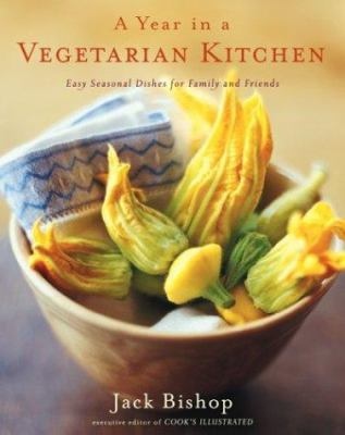 A Year in a Vegetarian Kitchen Cover Art