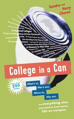 College in a Can cover art