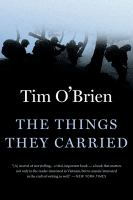 Cover of the book The Things They Carried by Tim O'Brien