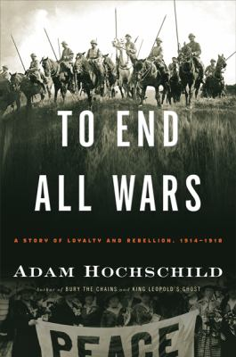 cover of To End All Wars