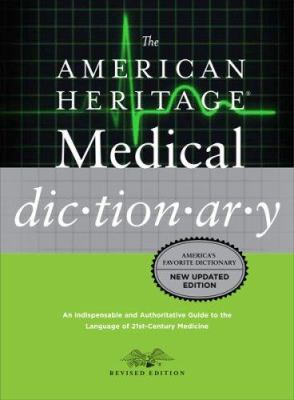 Book jacket for The American Heritage Medical Dictionary