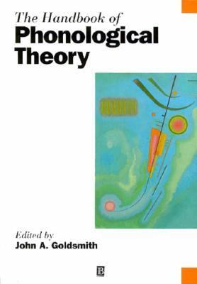 Cover Art for The Handbook of Phonological Theory