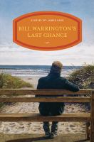 Book cover for Bill Warrington's Last Chance