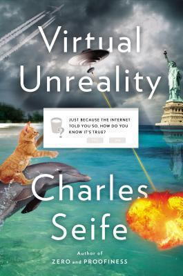 Virtual Unreality book cover image