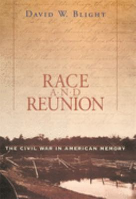 book cover for race and reunion