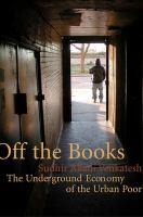 """Off the Books"" Book Cover"