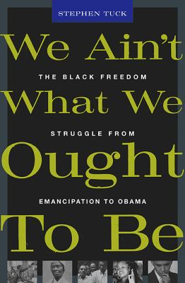 We Ain't What We Ought to Be: the Black freedom struggle, from emancipation to Obama
