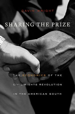 Sharing the Prize book cover
