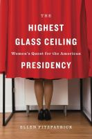 Book cover for The Highest Glass Ceiling