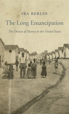 Book cover for The long emancipation.