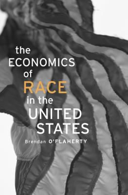 Book cover for The economics of race in the United States.
