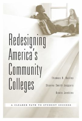 Cover Image: Redesigning America's Community Colleges