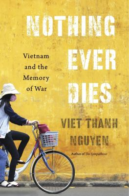 cover art for nothing ever dies