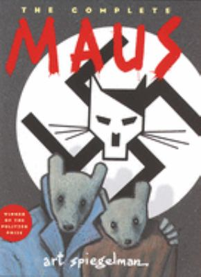 Book cover- Maus
