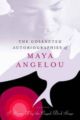 Cover Art Collected Autobiographies of Maya Angelou