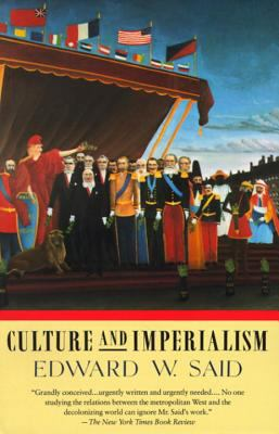 cover of Culture and Imperialism