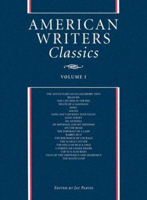 cover of American Writers Classics