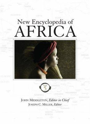Cover of The New Encyclopedia of Africa