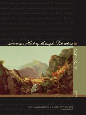 cover of American Literature in Historical Context 1820-1870