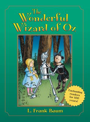 book cover- Wizard of Oz