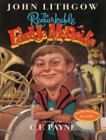 "Book cover of ""The Remarkable Farkle McBride"""