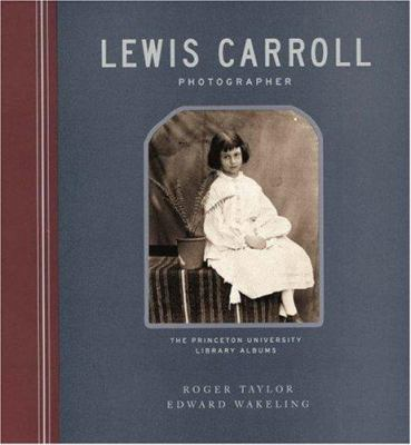 Lewis Carroll, Photographer Cover Art