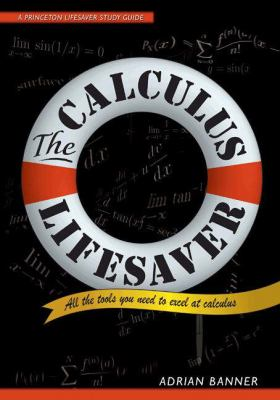 book cover - The Calculus Lifesaver